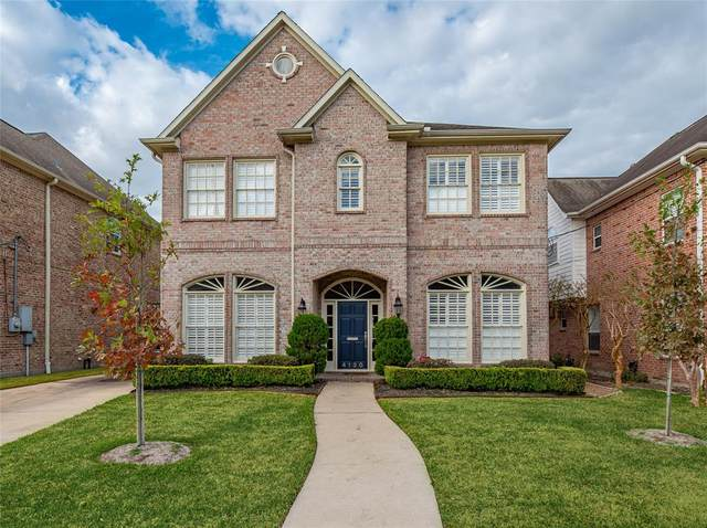 4130 Cason Street, West University Place, TX 77005 (MLS #8430284) :: The Bly Team
