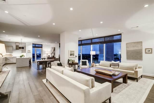 4521 San Felipe Street #1201, Houston, TX 77027 (MLS #84396391) :: Texas Home Shop Realty