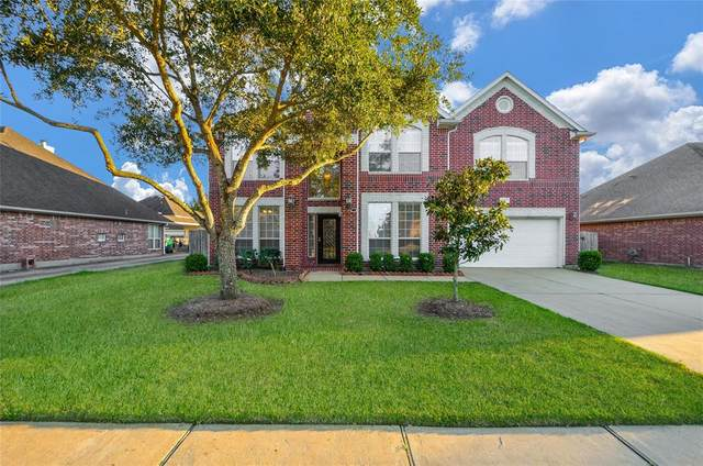 9210 Sunbonnet Drive, Pearland, TX 77584 (MLS #84425199) :: Christy Buck Team