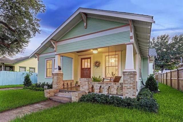 409 Tabor Street, Houston, TX 77009 (MLS #84430478) :: Giorgi Real Estate Group