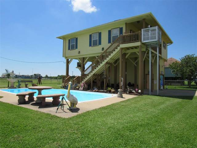 306 White Heron Drive, Smith Point, TX 77514 (MLS #84499911) :: Connell Team with Better Homes and Gardens, Gary Greene