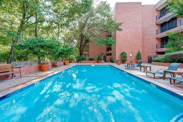 9333 Memorial Drive #203, Houston, TX 77024 (MLS #84587163) :: The SOLD by George Team