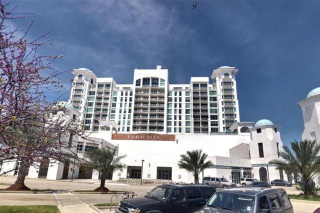 500 Seawall Boulevard #1007, Galveston, TX 77550 (MLS #84698832) :: The Bly Team