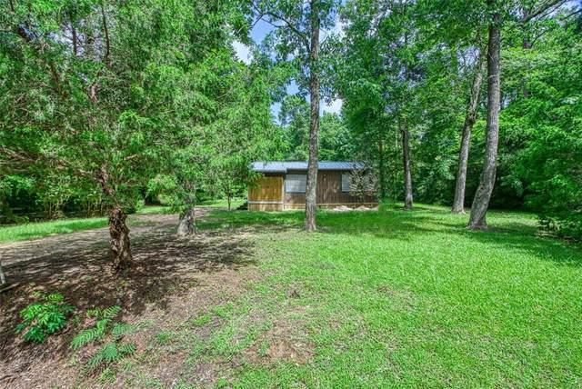 434 E George Jones Road, Livingston, TX 77351 (MLS #8484565) :: My BCS Home Real Estate Group