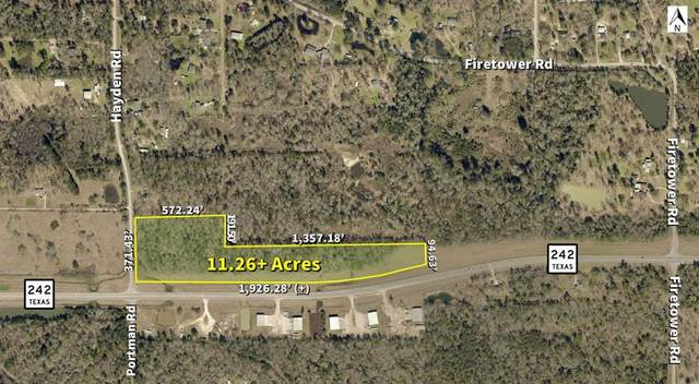 000 Highway 242, Conroe, TX 77306 (MLS #8495074) :: All Cities USA Realty