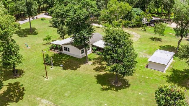 14347 Shepard Hill Road, Willis, TX 77318 (MLS #84952078) :: The SOLD by George Team