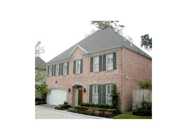 7715 S Hunters Court Drive #0, Houston, TX 77055 (MLS #84997500) :: Giorgi Real Estate Group