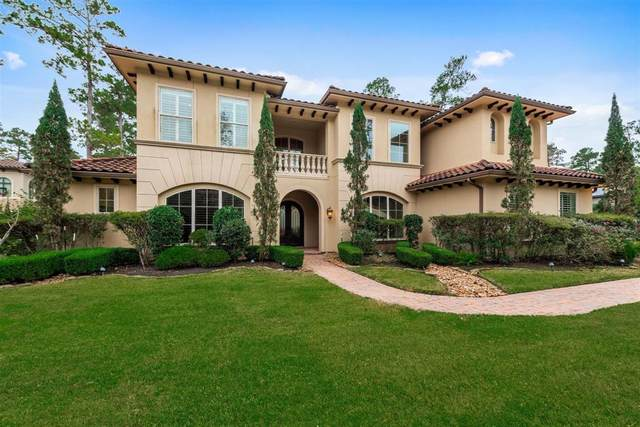 14 Sterling Dale Place, The Woodlands, TX 77382 (MLS #85265192) :: The Bly Team