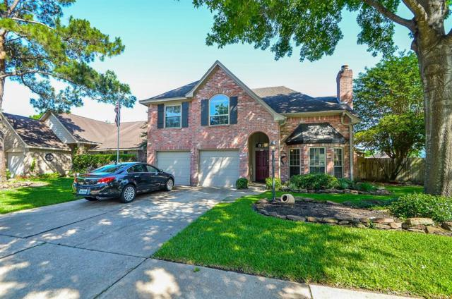 9110 Driftstone Drive, Spring, TX 77379 (MLS #85360910) :: The SOLD by George Team