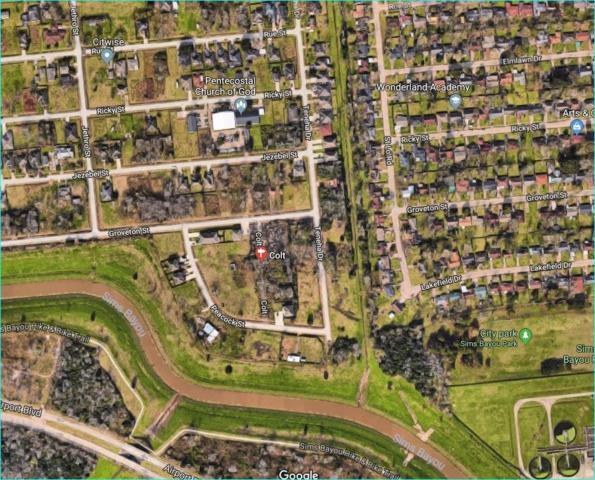 00 Colt Street, Houston, TX 77033 (MLS #85809811) :: Texas Home Shop Realty