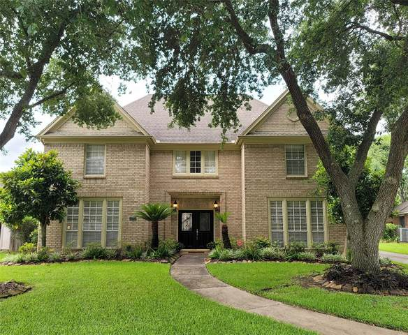 4114 Harbour Circle, Missouri City, TX 77459 (MLS #85824851) :: The Bly Team