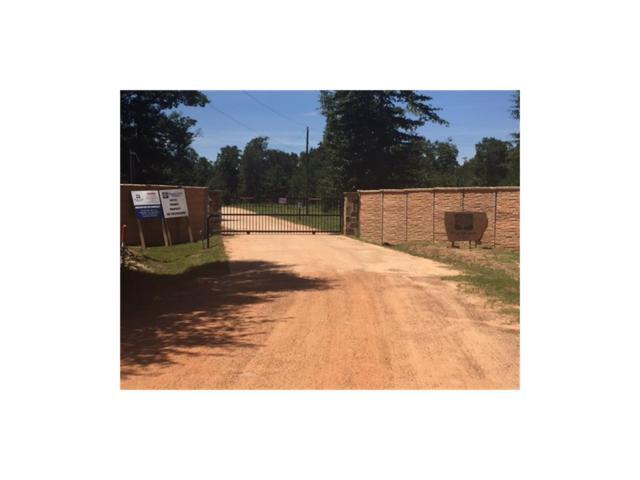341 Big Buck Drive, Cleveland, TX 77328 (MLS #85849412) :: Giorgi Real Estate Group