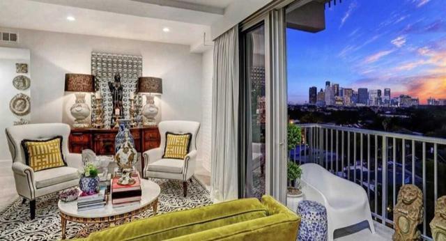 3600 Montrose Boulevard #802, Houston, TX 77006 (MLS #8586623) :: Texas Home Shop Realty