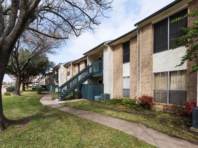 250 El Dorado Boulevard #224, Houston, TX 77598 (MLS #86097555) :: The SOLD by George Team