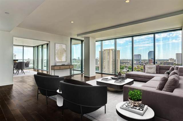 3433 Westheimer #1602, Houston, TX 77027 (MLS #86223498) :: The SOLD by George Team