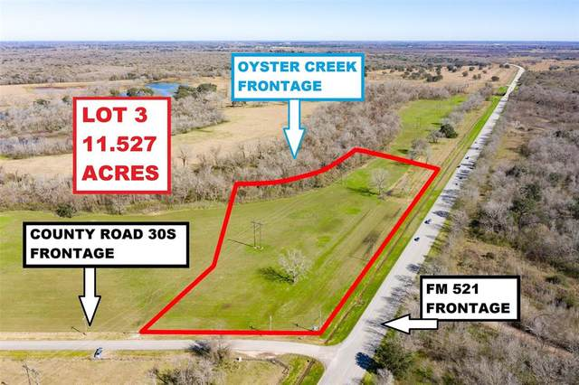 Lot 3 County Road 30S, Angleton, TX 77515 (MLS #86437949) :: Texas Home Shop Realty