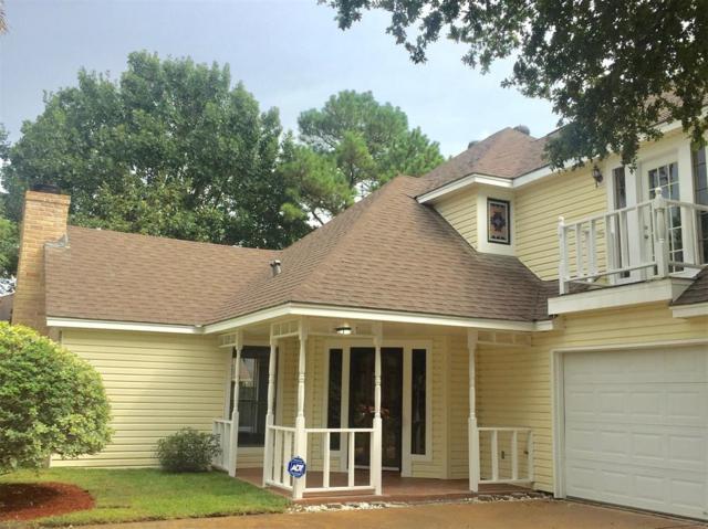 9910 Jockey Club Drive, Houston, TX 77065 (MLS #86531162) :: Fairwater Westmont Real Estate