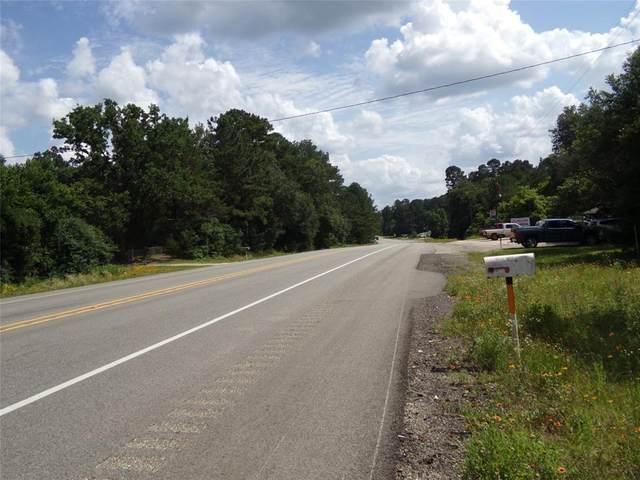 1001 N Wheeler Highway N, Colmesneil, TX 75938 (MLS #86594274) :: Bray Real Estate Group