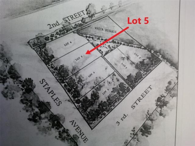 LT 5 Staples Avenue, Seabrook, TX 77586 (MLS #86603797) :: Texas Home Shop Realty