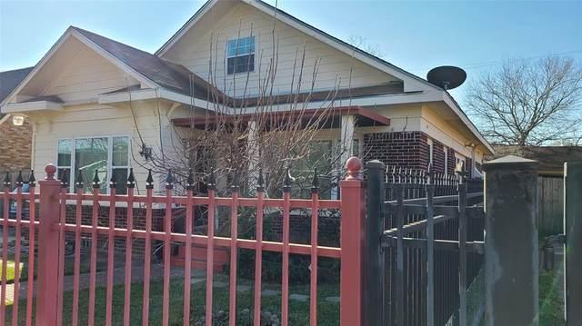 5110 Mulford Street, Houston, TX 77023 (MLS #86641262) :: Ellison Real Estate Team