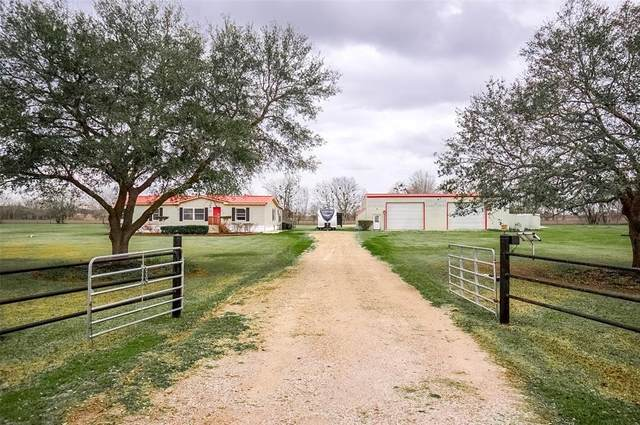 7304 Highway 60, Wallis, TX 77485 (MLS #86807416) :: The SOLD by George Team
