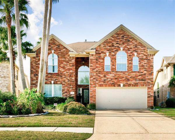 106 Marina Oaks Drive, Kemah, TX 77565 (MLS #86842922) :: The Bly Team