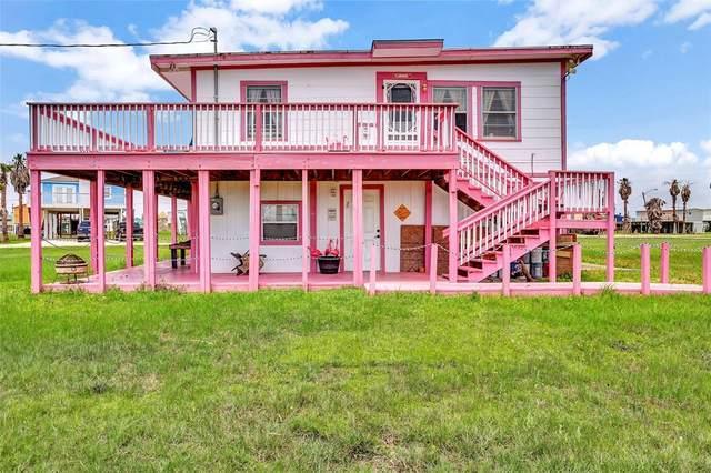 915 Caisson Street Street, Surfside Beach, TX 77541 (#86969916) :: ORO Realty