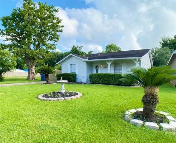 1607 N Avenue R, Freeport, TX 77541 (MLS #87004520) :: The Wendy Sherman Team
