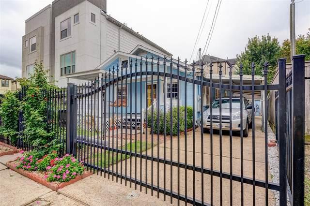 4007 Gibson Street, Houston, TX 77007 (MLS #87105600) :: Texas Home Shop Realty