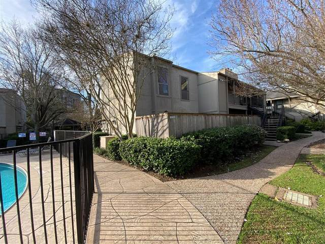 5711 Sugar Hill Drive #74, Houston, TX 77057 (MLS #87397692) :: The Bly Team