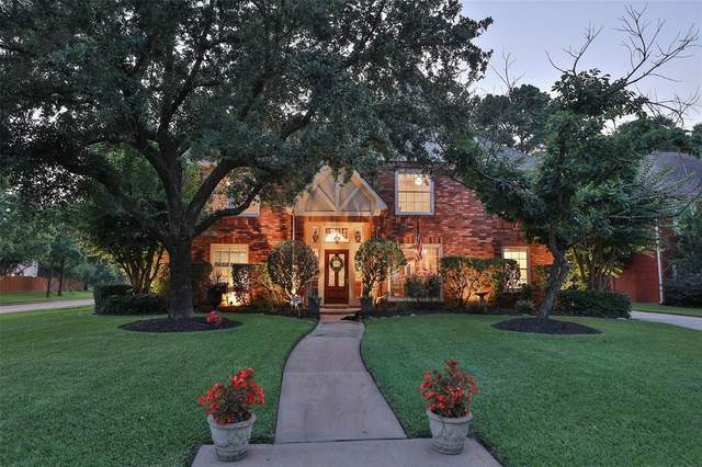7403 Knoll Cliff Court, Houston, TX 77095 (MLS #87420587) :: The Bly Team