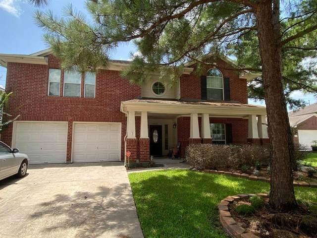17403 Anadarko Lane, Houston, TX 77095 (MLS #87534666) :: The SOLD by George Team