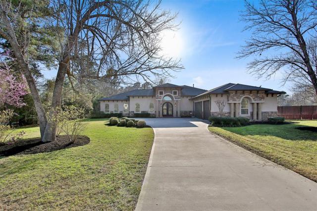725 Mountain View Drive, Montgomery, TX 77356 (MLS #87658285) :: Giorgi Real Estate Group