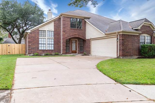 807 Forest Bay Court, Houston, TX 77062 (MLS #87807086) :: Lerner Realty Solutions
