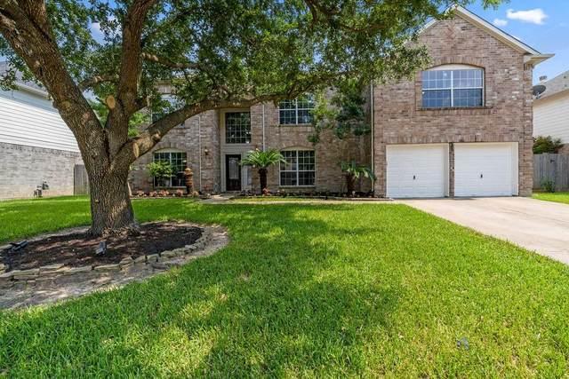 5945 Whispering Lakes Drive, Katy, TX 77493 (MLS #87842164) :: The Bly Team