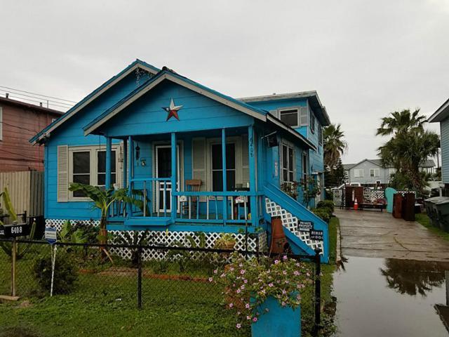 6408 Stewart Road, Galveston, TX 77551 (MLS #87929654) :: Team Parodi at Realty Associates