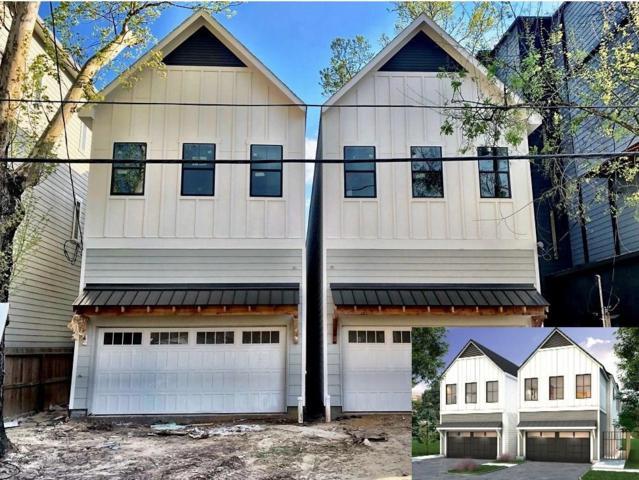 1318 W 21 Street A, Houston, TX 77008 (MLS #87967575) :: Magnolia Realty