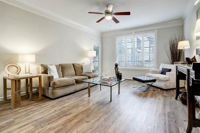 2700 Revere Street #149, Houston, TX 77098 (MLS #88080374) :: Texas Home Shop Realty