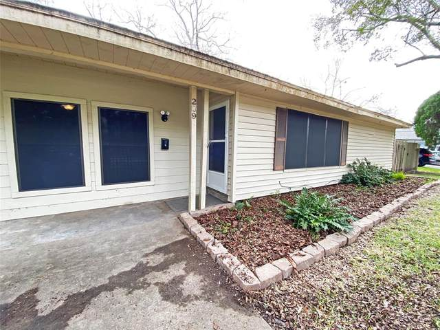 209 S Mattson Street, West Columbia, TX 77486 (MLS #88091031) :: Guevara Backman