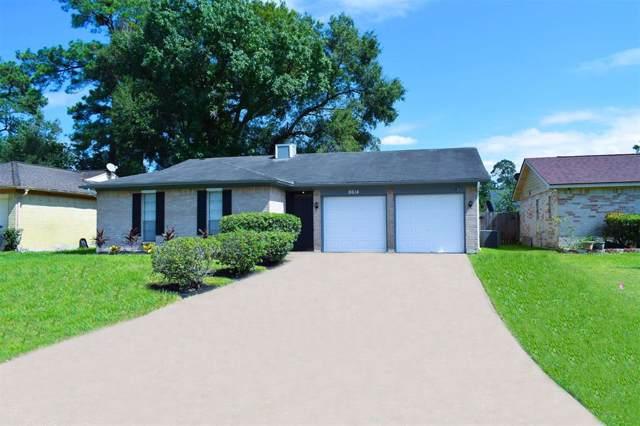 8614 Sherrywood Drive, Houston, TX 77044 (MLS #88174544) :: The Heyl Group at Keller Williams