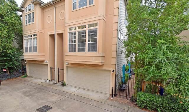 5310 Blossom Street, Houston, TX 77007 (MLS #88424192) :: Homemax Properties