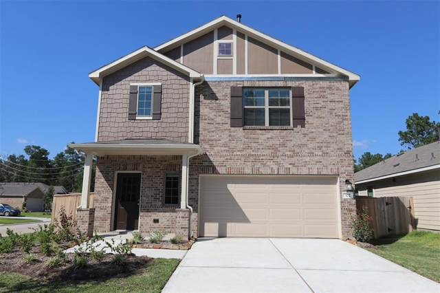 322 Wisteria Manor, Magnolia, TX 77354 (MLS #88676108) :: The SOLD by George Team