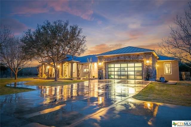 949 Hueco Springs Loop Road, New Braunfels, TX 78132 (#88713585) :: ORO Realty