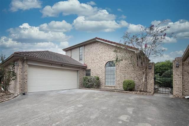 14126 Langbourne Drive, Houston, TX 77077 (MLS #88744707) :: Texas Home Shop Realty