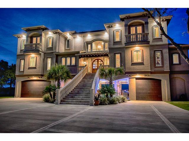 4614 W Bayshore Drive, Bacliff, TX 77518 (MLS #88777496) :: Texas Home Shop Realty