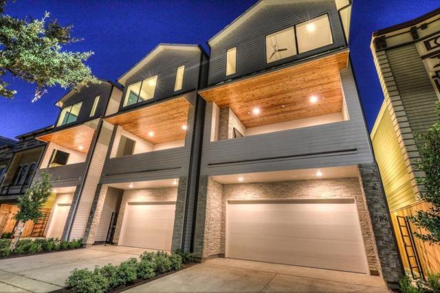 1529 Dorothy Street, Houston, TX 77008 (MLS #88797796) :: Glenn Allen Properties
