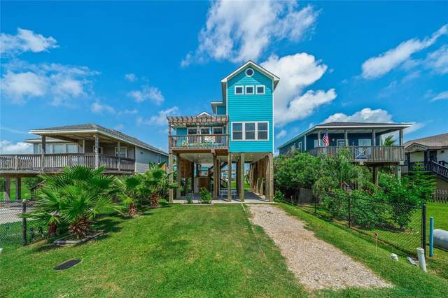 4111 Vista Road, Galveston, TX 77554 (MLS #88817315) :: Ellison Real Estate Team