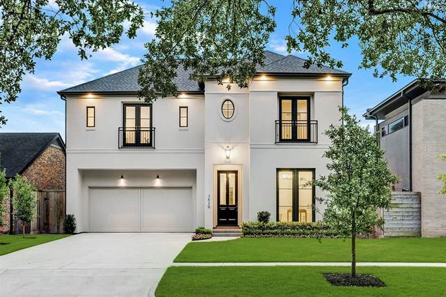3829 Northwestern Street, West University Place, TX 77005 (MLS #88832364) :: Lerner Realty Solutions