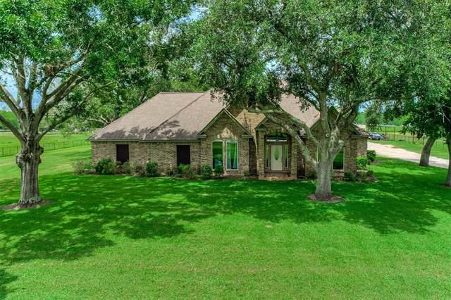 1802 Avenue L, Santa Fe, TX 77510 (MLS #88864640) :: Phyllis Foster Real Estate