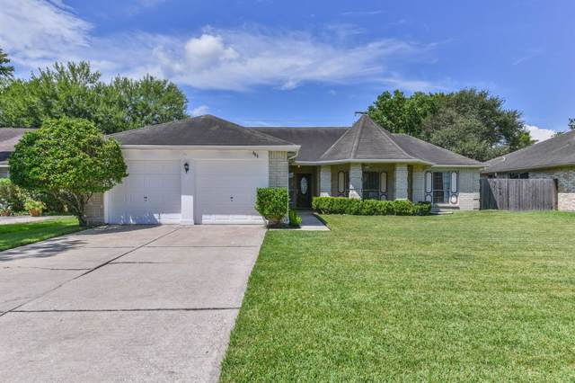 605 Spring Breeze Street, League City, TX 77573 (MLS #88892809) :: Connect Realty